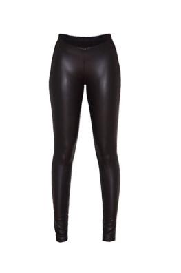 Bethine Vegan Leather Pants